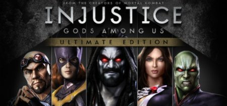 Injustice: Gods Among Us. Ultimate Edition [Update 5] (2013) PC | RePack от R.G. Механики