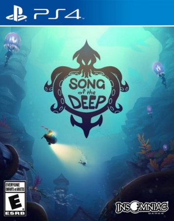 Song of the Deep [USA/ENG]