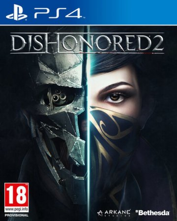 Dishonored 2 [EUR/RUS]