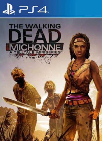 The Walking Dead: Michonne [USA/RUS]