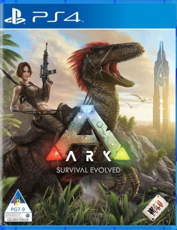 ARK: Survival Evolved [v 286.103 + DLCs] (2017) PC | RePack от FitGirl
