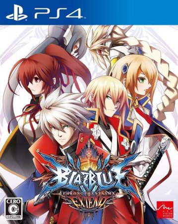 BlazBlue: Chronophantasma Extend [USA/ENG]