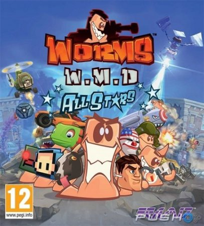 Worms W.M.D (2016) PC | RePack by Mizantrop1337