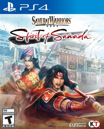 Samurai Warriors Spirit of Sanada [EUR/ENG] (PS4)