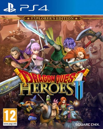Dragon Quest Heroes II [EUR/ENG] (PS4)