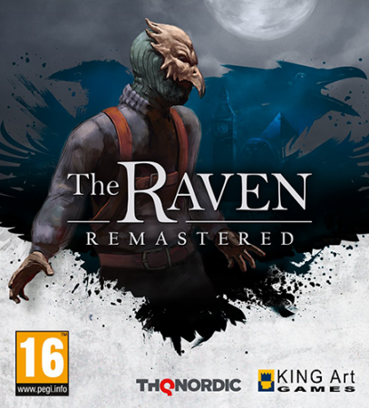The Raven Remastered [v 1.1.0.654] (2018) PC | RePack от qoob