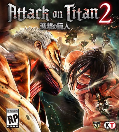 Attack on Titan 2 (ENG/MULTI8) [Repack] by FitGirl