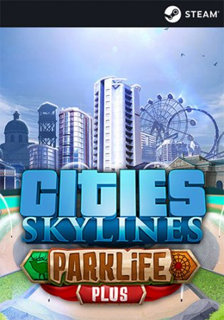 Cities: Skylines - Deluxe Edition [v 1.10.0-f3 + DLCs] (2015) PC | Лицензия