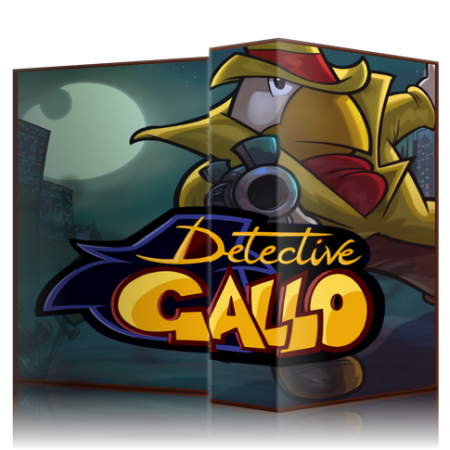 Detective Gallo [v 1.1] (2018) PC | Лицензия