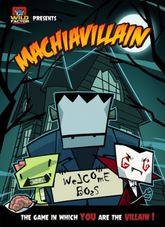 MachiaVillain (2018) PC | Лицензия