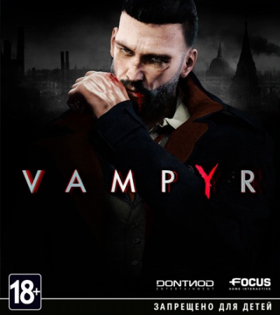 Vampyr [Update 3 + DLC] (2018) PC | RePack от R.G. Catalyst