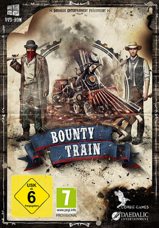 Bounty Train - New West (2018) PC | RePack от Covfefe