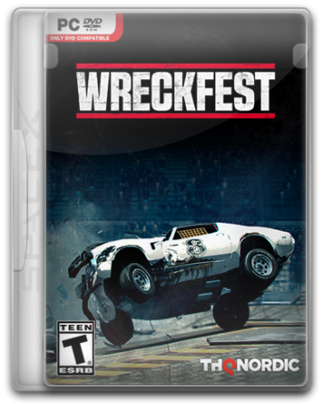Wreckfest: Deluxe Edition [Update 4 + 2 DLC] (2018) PC | RePack от qoob