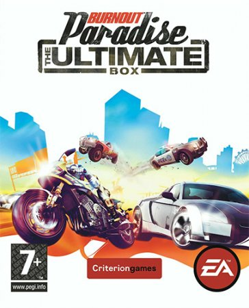 Burnout Paradise: The Ultimate Box (2009) PC | RePack от FitGirl