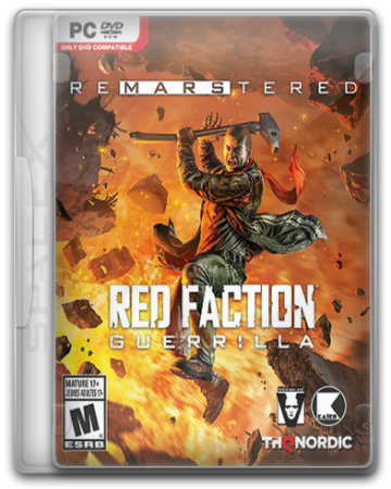 Red Faction Guerrilla Re-Mars-tered [v 1.0 cs:4590] (2018) PC | RePack от =nemos=
