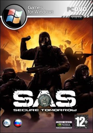 SAS: Secure Tomorrow (2008) PC | Лицензия