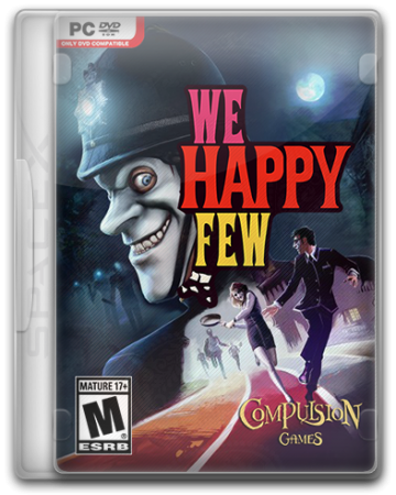 We Happy Few [v 1.3.70168] (2018) PC | RePack от xatab