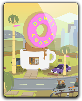 Donut County [v 1.0.4] (2018) PC | Лицензия