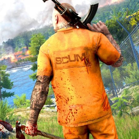 Scum [b3075748 | Early Access] (2018) PC | RePack от Pioneer