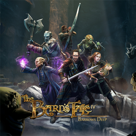 The Bard's Tale IV: Barrows Deep (2018) PC | RePack от FitGirl