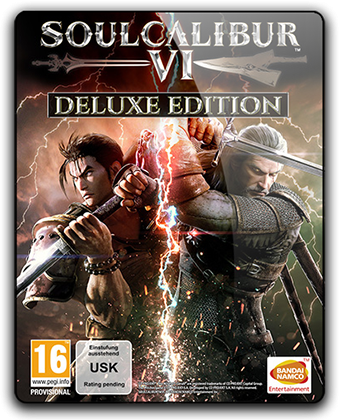 Soulcalibur VI: Deluxe Edition [v 01.01.00 + DLC] (2018) PC | RePack от FitGirl