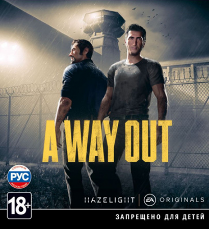A Way Out (2018) PC | Repack от FitGirl
